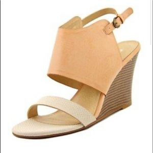 CL Laundry Wedge Sandals